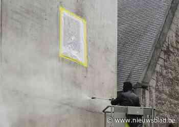 Een ezel stoot zich geen drie keer aan dezelfde steen: prestigieus schilderijtje dit keer wél goed beschermd