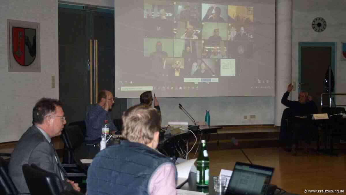 Erstmals Politik per Videokonferenz - kreiszeitung.de
