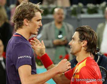 Zverev explains how his new coach David Ferrer helped him - Tennis Tonic
