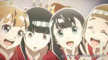 Sora Yori Mo Tooi Basho tendrá una colaboración con el Observatorio Astronómico de Japón - Noticias Anime y Manga   ANMO Sugoi