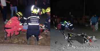 Grave accidente de tránsito en carreteras de Suaza - Noticias