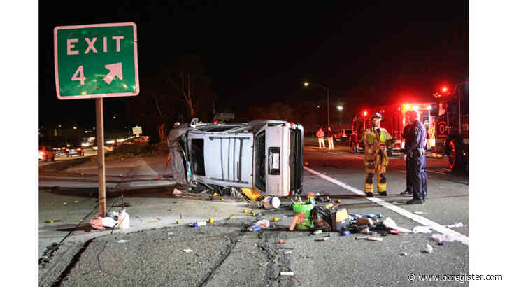 Costa Mesa driver gets 7 years in prison for fatal alcohol-related hit-and-run crash
