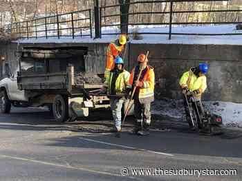 Pothole claims spike in Sudbury