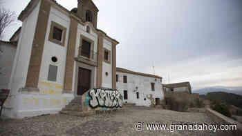 Fotos de San Miguel Alto, el barrio de Granada que pende de un hilo - Granada Hoy