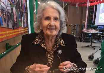 Anche dall'India arrivano gli auguri per i 100 anni di Amelia Graziani - varesenews.it
