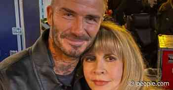Stevie Nicks Says She Got Starstruck by David Beckham: 'He Just Oozed Handsomeness' - PEOPLE