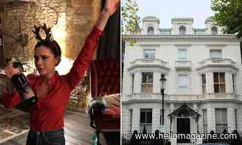 Victoria and David Beckham reveal incredible Christmas home feature - HELLO!