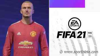 David Beckham Has Been Added To FIFA 21 As Part Of New Title Update - SPORTbible