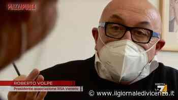 """Rsa in Alta Valle Chiampo: gli infermieri in lotta contro il Covid raccontati da """"Piazza Pulita"""" - Il Giornale di Vicenza"""