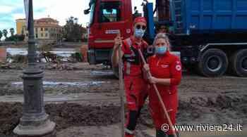 Ventimiglia, laurea in infermieristica per i giovani volontari della Croce Rossa Mattia Boero e Lenny Battaglia - Riviera24