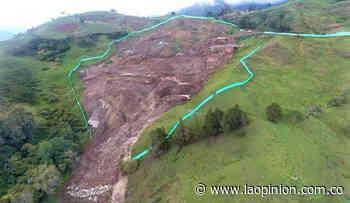Pamplonita, en calamidad por fuertes lluvias - La Opinión Cúcuta