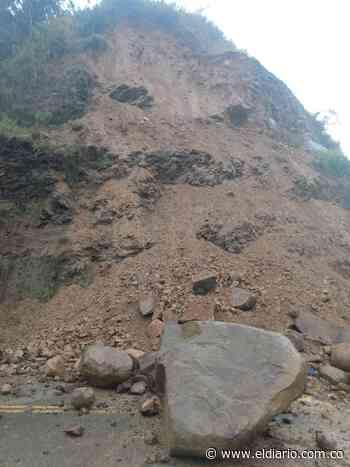Apía, Marsella, Pereira y Belén de Umbría, afectados por las lluvias de las últimas horas - El Diario de Otún