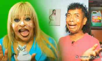Zelma Galvez y 'Cachay' también se suman a la fiebre del Tik Tok con divertidos videos - ATV.pe