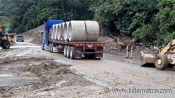 Carretera de Gualaca inestable por condiciones climáticas - Telemetro