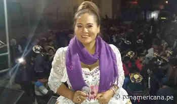 Accidente en Oyón: Fallece cantante folklórica Clarisa Delgado   Panamericana TV - Panamericana Televisión