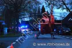 Glinde: Frau zwischen Auto und Werkbank eingeklemmt | *rtn - RTN - News und Bilder aus dem Norden