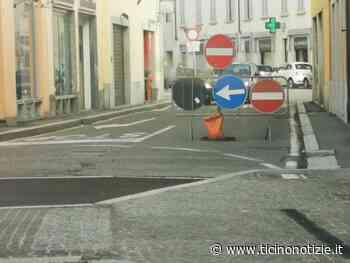Magenta e il 'pasticciaccio' del senso unico tra via Garibaldi e la piazza: verso una soluzione (e il ritorno a prima) - Ticino Notizie