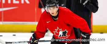 Équipe Canada junior: un rêve à la portée du Québécois Mavrik Bourque
