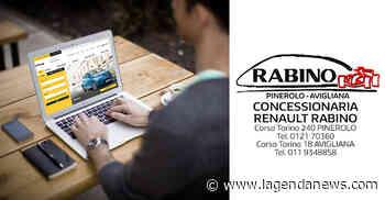 La Concessionaria Rabino Avigliana è operativa video • L'Agenda News - http://www.lagendanews.com