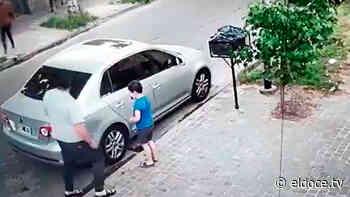 Violento robo a un padre y su hijo en Villa Ballester - ElDoce.tv - eldoce