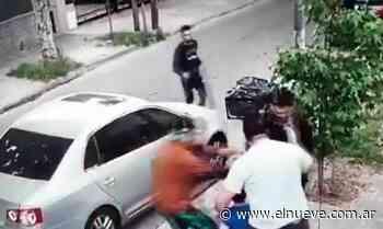Villa Ballester: Violento robo a un padre y su hijo de 6 años - Policiales TL9, TL9 Noticias (Clips) - telenueve