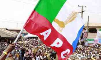 Ex-LG chairman defects to APC in Bauchi - Blueprint newspapers Limited