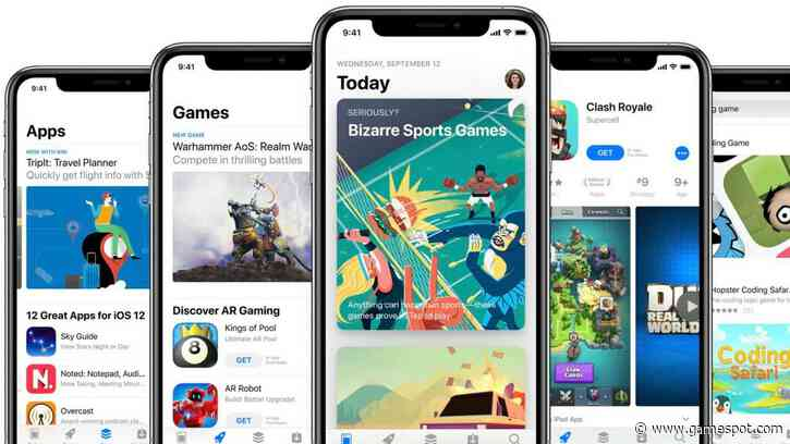 Apple Slashes App Store Cut For Most Developers, But Not Epic Games