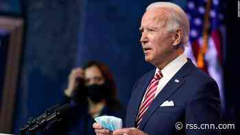Biden assembles team to handle Senate confirmation battles