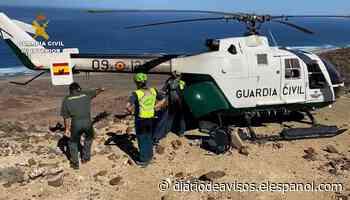 Encuentran restos humanos en un barranco en Fuerteventura - Diario de Avisos