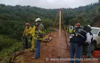 Empleado municipal fue encontrado sin vida al fondo de un barranco - El Sol de San Luis