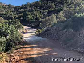 Agricultura mejora el camino del barranco de La Carrera en Santa Magdalena - Castellón Diario. Periódico Digital. Noticias de Castellón