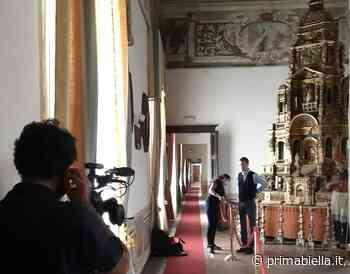Le bellezze di Masserano, domani, in tv - Prima Biella