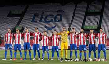 Giménez, Paraguay draw 2-2 with Bolivia in FIFA World Cup Qualifying