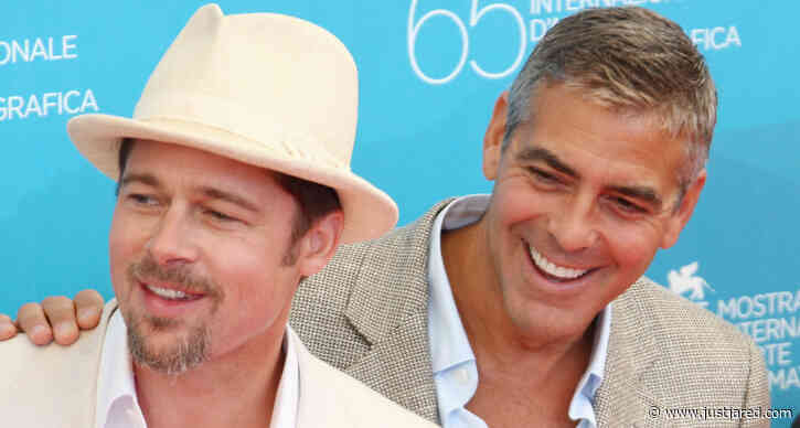 George Clooney Reveals the Epic Prank Brad Pitt Played on Him That Impacted His Reputation!