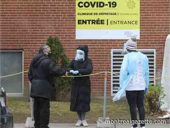 Coronavirus live updates: Quebec reports 1,179 new cases, 35 deaths