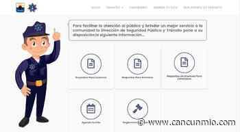 Modernizan trámite de la licencia de conducir en Cozumel - Cancún Mio