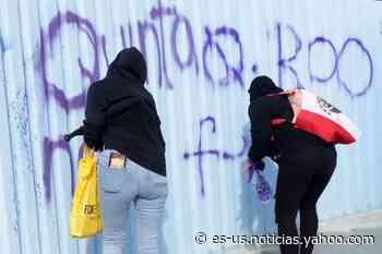 Protestas en Cancun por caso Alexis - Yahoo Noticias