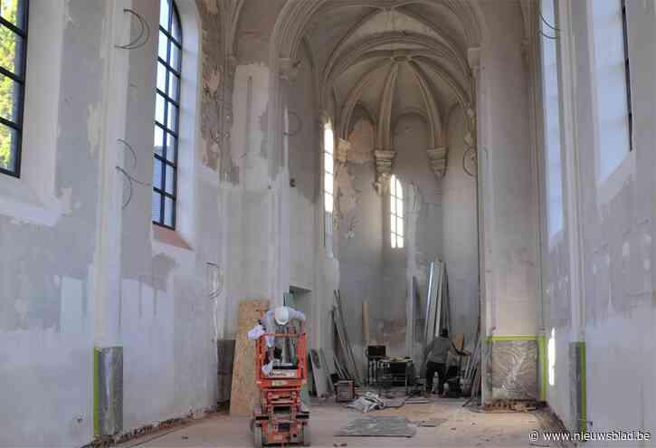 """Unieke inkijk in nieuwe creatieve campus: """"Nieuwe academie krijgt het noorderlicht van Rubens binnen"""""""