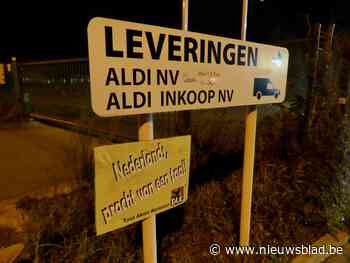 Taal Actie Komité protesteert tegen tweetalige folder Aldi<BR />