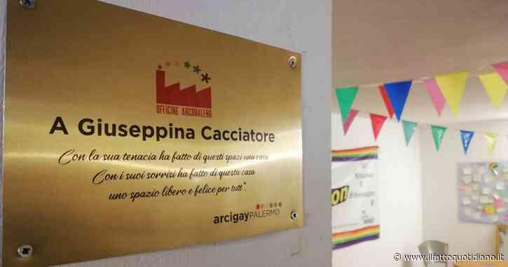 Palermo, l'Arcigay rischia di perdere la sede: gli attivisti lanciano una raccolta fondi online. Anche Tiziano Ferro si mobilita