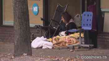 The COVID-19 2nd wave is making it especially difficult for the homeless