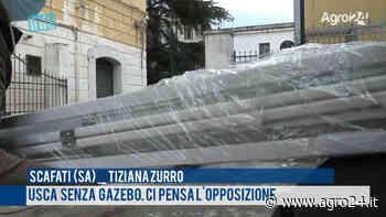 VIDEO - Scafati. USCA senza Gazebo, ci pensa l'opposizione - Agro24