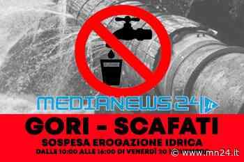GORI - Scafati, sospesa l'erogazione idrica dalle 10:00 alle 16:00 di venerdì 20 - Ansa