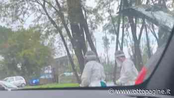 """Scafati, """"Operatori dell'USCA sotto la pioggia senza riparo"""" - Ottopagine"""
