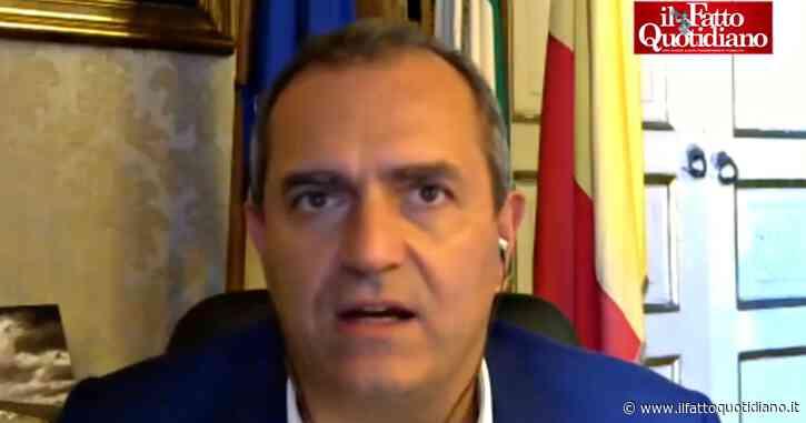 """De Magistris attacca De Luca: """"La Campania era in zona rossa già da un mese, distonia grave tra la sua narrazione e i dati empirici"""""""