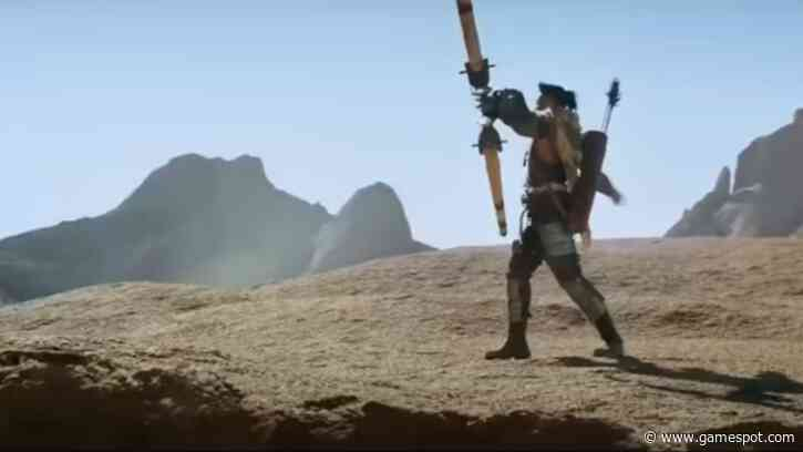 New International Monster Hunter Trailer Features Familiar Faces From The Capcom Game