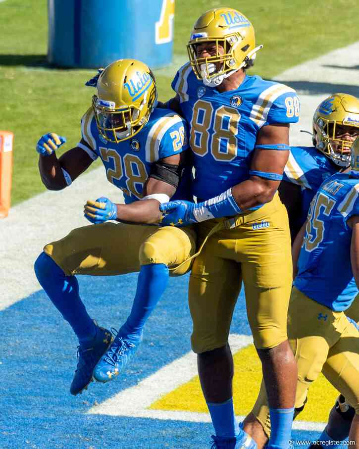 UCLA grad transfer Brittain Brown made the most of his opportunity, and the Bruins hope there is more to come