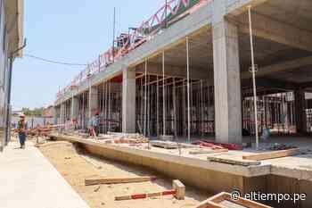 Construcción del Hospital Los Algarrobos presenta un avance del 18% - Diario El Tiempo | Piura | Noticias