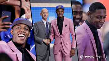 'It was the best night of my life' RJ Barrett reflects on NBA draft night
