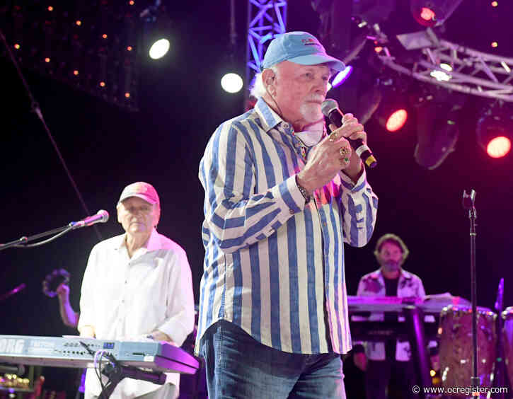The Beach Boys will headline afternoon concert at Drive-In OC in Anaheim